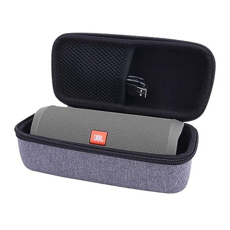 Aenllosi Funda Caso para JBL Flip 4 Altavoz Bluetooth portátil