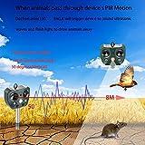Animal Pest Repellent Outdoor,momen Ultrasonic
