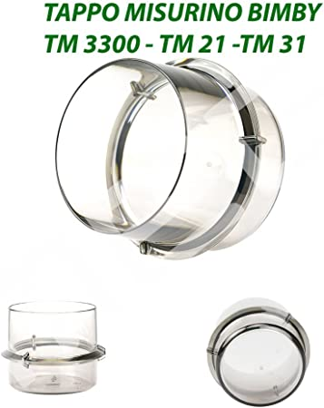 Producto de calidad.,Apto para Thermomix TM21 TM31 TM3300.,Acabado de calidad.