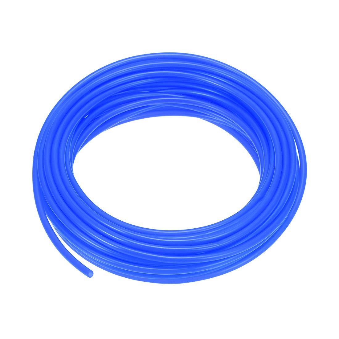 Blue 3//16 Inch ID x 1//4 Inch OD 32.8 Feet Length uxcell PE Plastic Tubing
