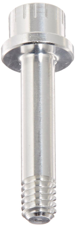 Aluminum Prairie Bolt Flange Socket Cap Head 5//8 Grip Length #8-32 Thread Size Made in US 0.164 Shoulder Diameter Hex Socket Drive Plain Finish Pack of 1 0.164 Shoulder Diameter 5//8 Grip Length Accurate Manufacturing ZPS72008C10