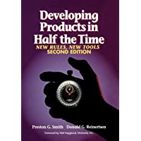 Developing Products in Half the Time: New Rules, New Tools, 2nd Edition
