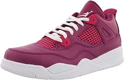 "Amazon.com | Air Jordan Retro 4 ""Berry"