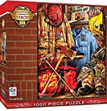 Fire and Rescue 1000 piece Masterpieces Puzzle
