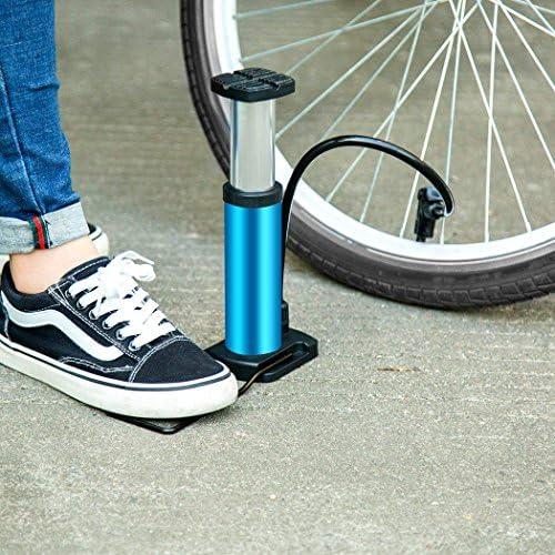 MUTANG Bomba de inflado de Alta Presión Bomba de Bicicleta Mini ...
