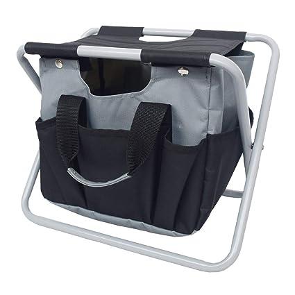 Peachy Amazon Com Nachvorn Heavy Duty Folding Stool Tote Bag Uwap Interior Chair Design Uwaporg