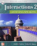 img - for Interactions 2 Listening/Speaking (Student Book with Audio Highlights) book / textbook / text book