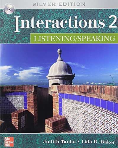 Interactions 2 Listening/Speaking (Student Book with...