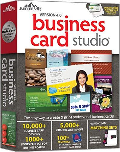 Business Card Studio 5.0