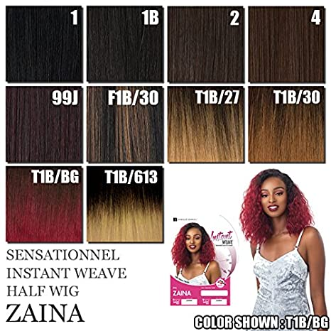 Amazon.com : Sensationnel Synthetic Hair