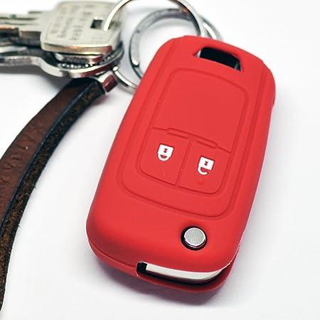 Soft Case Silikon Auto Schlüssel Schutz Hülle Elektronik