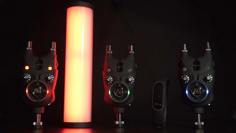 ND Tackle Karpfen Angeln Bivvy Light pro Powerbank Funktion magnetisch Leuchte