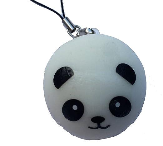 5 opinioni per Ciondolo Cellulare Squishy Panino Panda kawaii