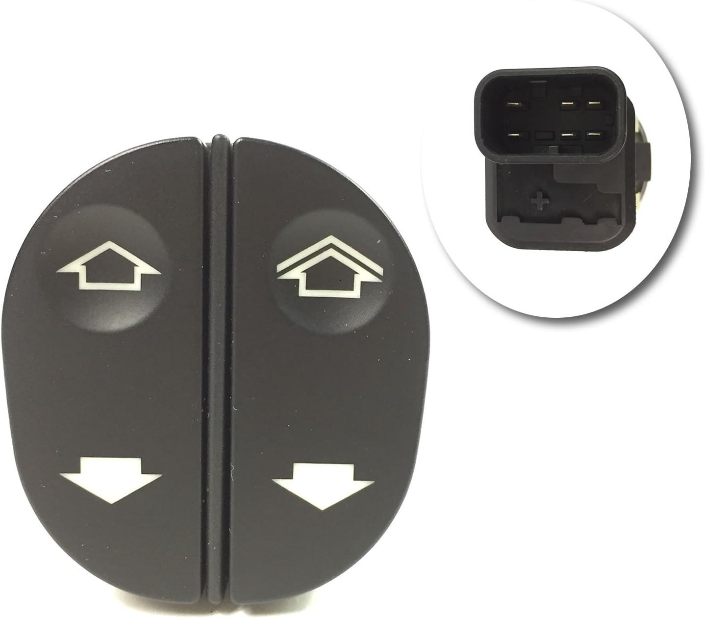 6S6T14529AB 6S6T14529AA Transit MK7 Connect Electric Power Window Control Switch Car Window Switch Window Regulator Switch