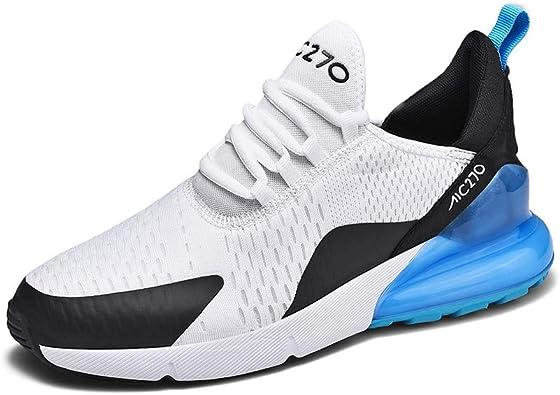 Zapatillas de Deportes Hombre Mujer Zapatos Deportivos Aire Libre para Correr Calzado Sneakers Running 34-46EU: Amazon.es: Zapatos y complementos