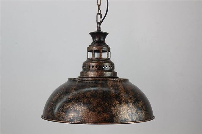 Plafoniere Industriali Vintage : E vintage ciondolo luci industriali retro plafoniera lampadari