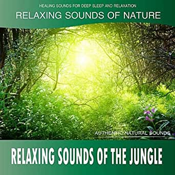 Relaxing Sounds of the Jungle (Sounds of Nature) by Healing