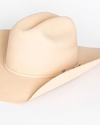 Cody James Men s 5X Silver Belly Felt Cowboy Hat Silverbelly 7 ... 68119fc2fb7