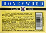 NV Honeywood WInery Blueberry Supreme Fruit Wine