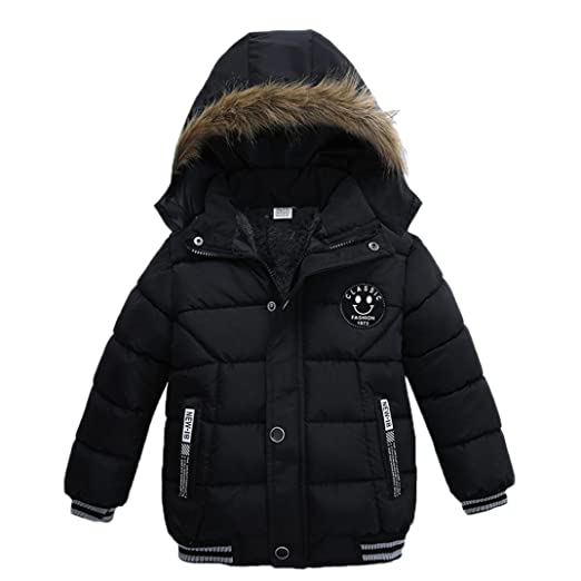 fdf4e4b80 DIGOOD For 1-5 Years Old, Teen Baby Boys Girls Winter Thick Coat Padded  Jacket Kids Clothes