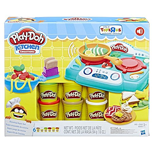 play doh toaster - 1
