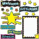 Creative Teaching Press Bulletin Board Set, Back-To-School Stars (4040)