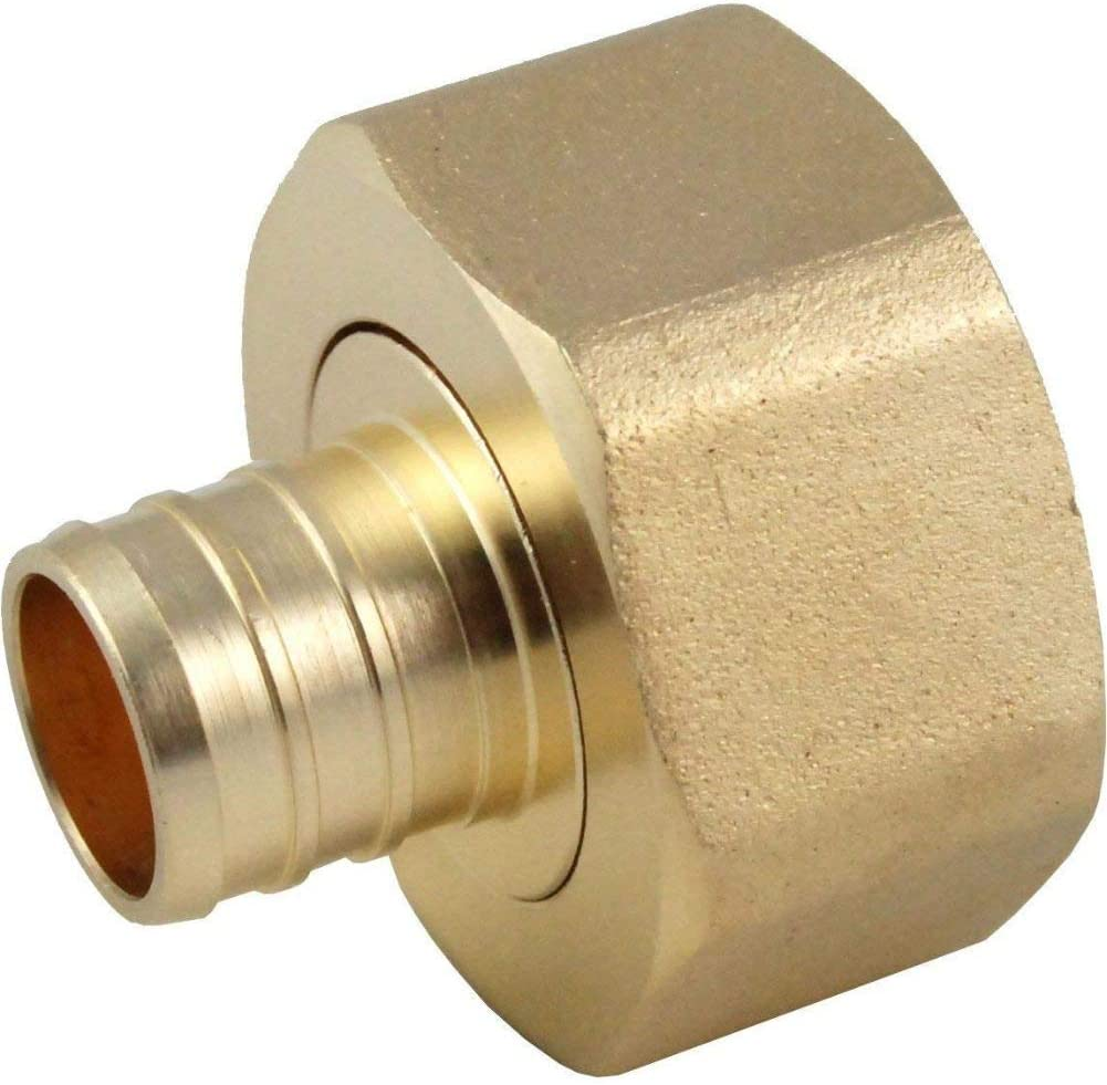 SharkBite UC529LFA Swivel Male Adapter, 3/4 Inch x 1 Inch