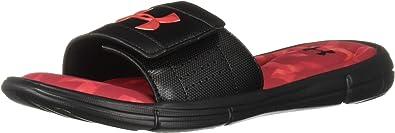 Barcelona testimonio posibilidad  Amazon.com: Under Armour Ignite Impact V - Sandalias deslizantes para hombre:  Shoes