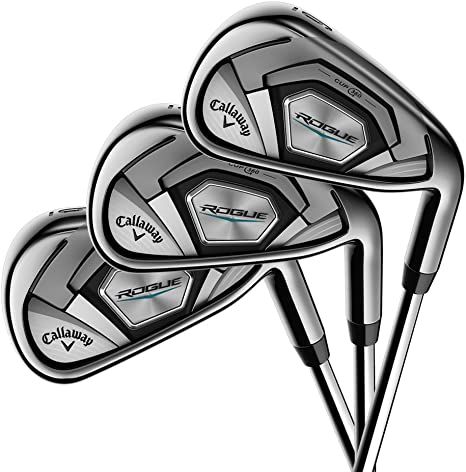 Callaway Golf 2018 Men's Rogue Irons Set (Set of 6 Total Clubs: 5-PW, Left Hand, Synergy, Regular Flex) : Sports & Outdoors - Amazon.com