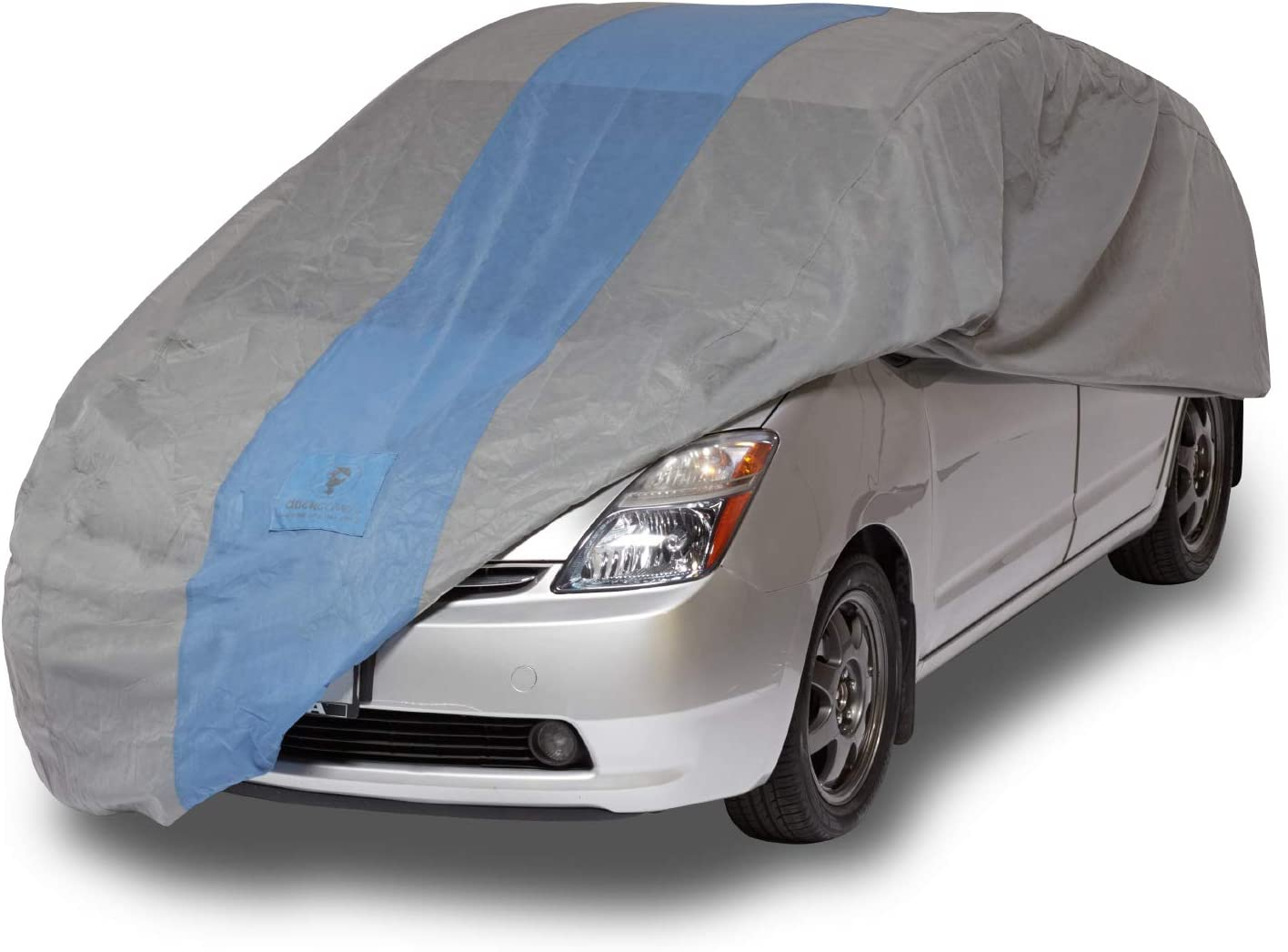 Duck Covers Defender Hatchback Car Cover for Hatchbacks up to 15' 2""