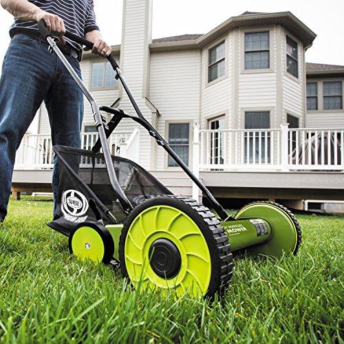 mow joe lawn mower