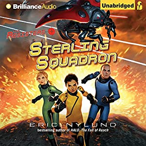 Sterling Squadron Audiobook