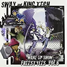 Vol. 6-Wake Up Show Freestyles (Vinyl)