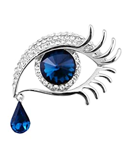 Drawihi Broche Boutonnière de Mariage Badge Broche Pin Accessoires de Vêtements Style 123