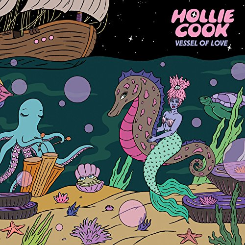 CD : Hollie Cook - Vessel Of Love (CD)