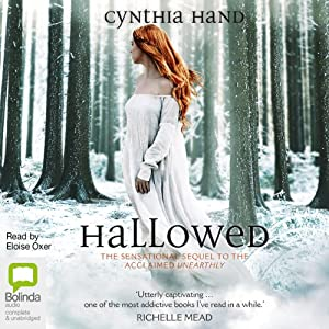 Hallowed: Unearthly Novels, Book 2 Audiobook