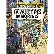 Blake et Mortimer 25  La vallée des Immortels