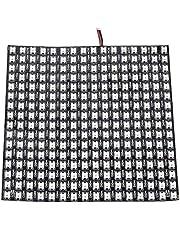 Wobekuy WS2812B LED RGB Flexibel Panel 16X16 Individueel adresseerbaar Panel Light LED Module Matrix Screen