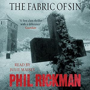 The Fabric of Sin Audiobook