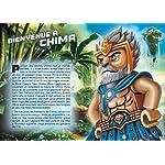 Lego-Legend-of-Chima-Lions-Contre-Crocodiles-Francese-Copertina-flessibile–14-novembre-2013