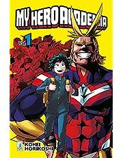 My Hero Academia: 1