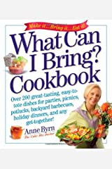 What Can I Bring? Cookbook (Cake Mix Doctor) Paperback