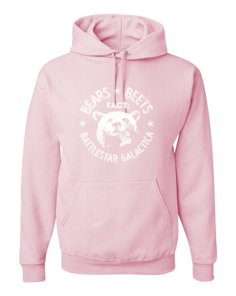 Office Fact Bears Beets Battlestar Quote S Pop Culture Hooded Graphic 43 Shirts