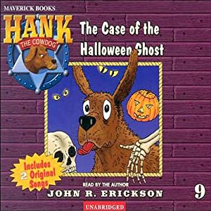 The Case of the Halloween Ghost Audiobook