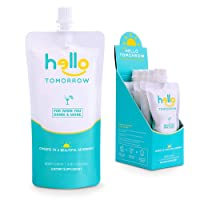 Hello Tomorrow Hangover Prevention Drink - Pure Hydrogen Supports and Recovery Drink...
