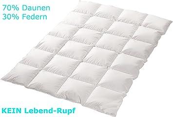 4 Jahreszeiten 70% Daunen 30% Federn Bettdecke U0026quot;