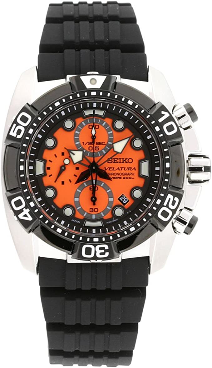 Seiko Mens SNDA63 Diver Chronograph Watch