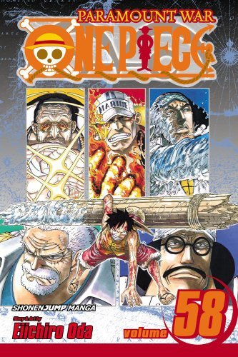 One Piece, Vol. 58: The Name of This Era Is