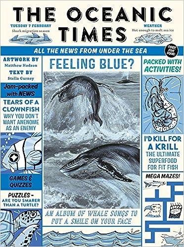 The Oceanic Times (Natural History Museum): Stella Gurney, Matthew Hodson: 9781786031518: Amazon.com: Books