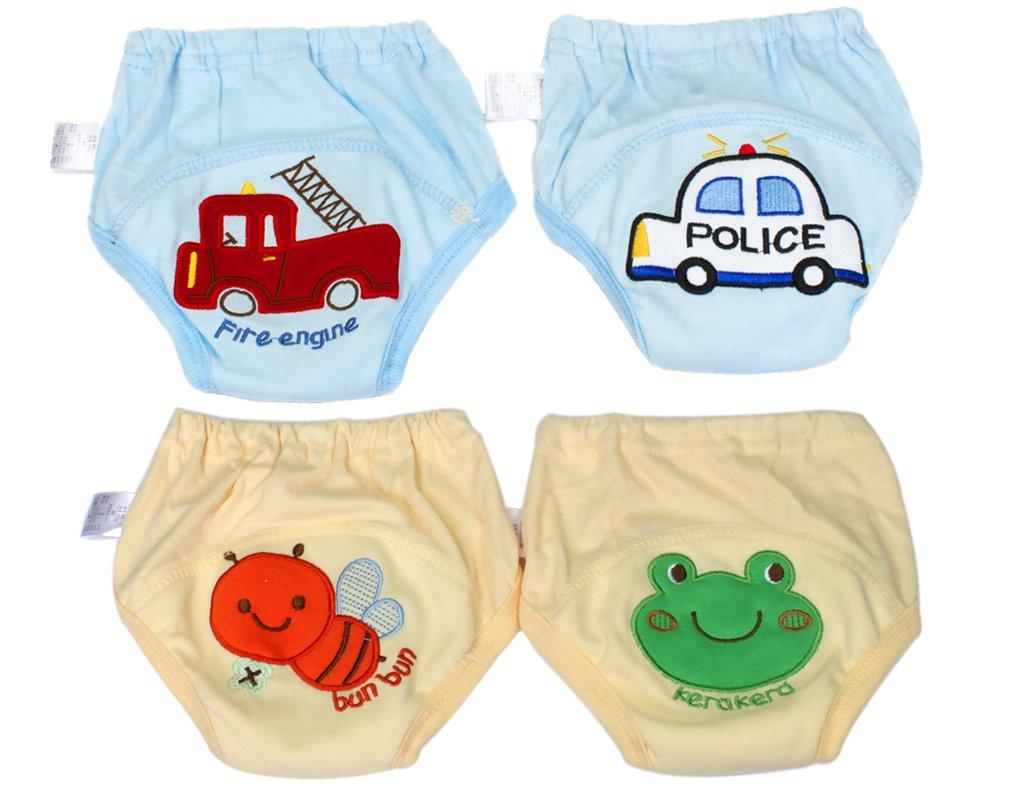BONAMART ®Toddler Baby Kids Boys Girls Underwear Training Pants 80-100